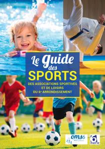 guide des Sports des Associations Sportives et de Loisirs du 6éme Arrondissement
